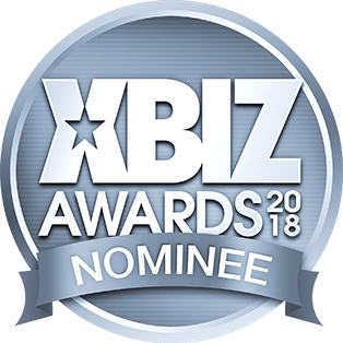 NOMINEE - XBIZ Awards 2018