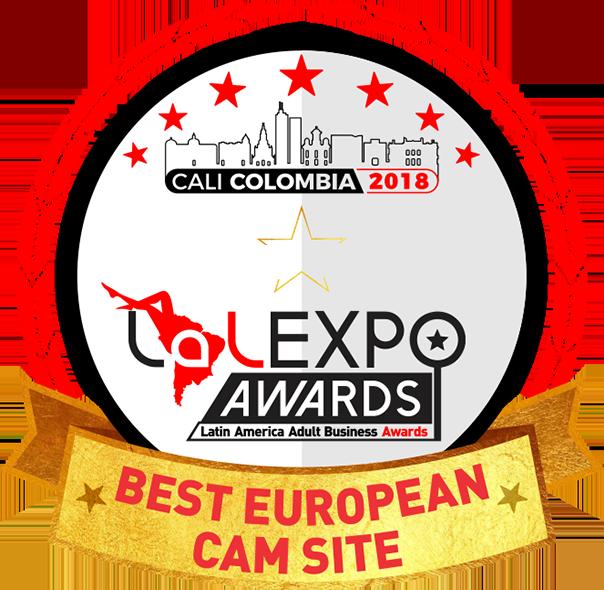 WINNER - Best European Cam Site