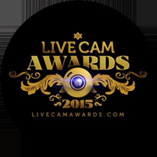 LAURÉAT - Meilleur Site Européen de LiveCams